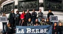 8 mars 2008 : je découvre La Barbe à une manif